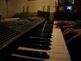 chi mai jouer par moi au clavier(version simple),musique d'ennio morricone musique le professionnel