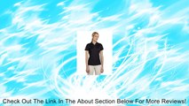 A131 adidas Golf Ladies' ClimaLite� Basic Short-Sleeve Polo Review