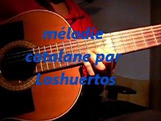 mélodie catalane