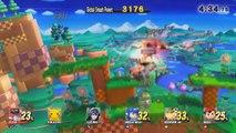 Super Smash Bros. for Wii U (Classic Mode: R.O.B.)