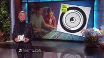 Bruno Mars & Mark Ronson UpTown Funk on Ellen Show