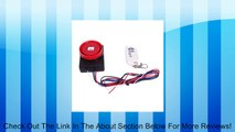 HDE� Remote Control Anti Theft Motorcycle Vibration Sensor Alarm Security System Review