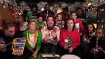 Jimmy Fallon, One Direction & The Roots   Santa Claus Is Coming To Town  (Classroom Instruments)