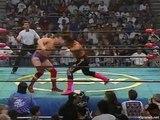 Sting vs Steven Regal, WCW Great American Bash 1996