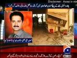 Aaj Shahzaib Khanzada Ke Saath 13 January 2015 on Geo News