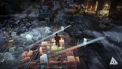 The Division Dark Zones Explained - PvP and PvE de