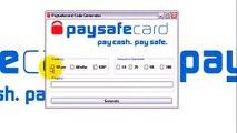 Paysafecard Code Generator 2014 FREE NO SURVEY WORKING HACK[1]