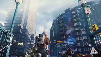The Division Open World Explained - Missions, Dark Zones, PvP and More!   Division Gameplay de