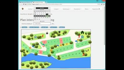 HippoCamp Logiciel de gestion camping - Présentation