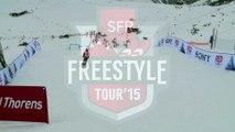 SFR Freestyle Tour 2015 - Val Thorens : Le run de Jesper Tjäder