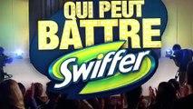 """Swiffer (Procter & Gamble) - produits de nettoyage, """"Qui peut battre Swiffer ?"""" - février 2012 - Sophie"""