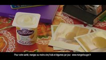 "Taillefine (Danone) - yaourts, ""Caprices gourmands"" - mars 2012"