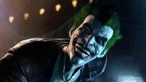 Sid Lee Paris pour Warner Bros Interactive - jeu vidéo Batman Arkham Origins, «The Joker's job interview» - mai 2014