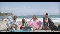 """Toyota - voiture, """"Les moments plus, """"Balltrap"""", """"La plage"""""""" - mars 2012 - La plage"""