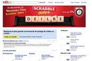 """Scrabble (Mattel) - jeu de lettres Scrabble Délire - novembre 2010 - """"L'immeuble en délire"""", Mast head événementiel"""