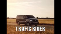 We are social pour Renault - véhicule utilitaire Renault Trafic, «Knight Rider» - septembre 2014