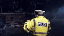 """Tinker Taylor pour Scottish Police Federation - police écossaise, """"It's what we do"""" - mars 2014 - Robert"""