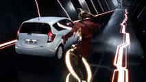 """TBWA Paris, TBWA G1 pour Nissan - voiture Nissan Note, """"The ghost train"""" - octobre 2013"""