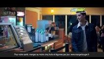 """Subway - restauration rapide, """"Sub Raclette"""" - janvier 2013"""