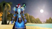 """World of Warcraft (Blizzard) - jeu vidéo, """"Jean-Claude Van Damme"""" - décembre 2007"""