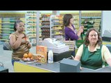 "Stimorol (Cadbury) - chewing gum Stimorol Infinity - novembre 2010 - ""Infinity Chewing gum"", caissière"