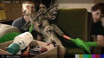 Snickers : Making of publicité Gremlins avec Chantal Goya