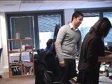Semaine de la Publicité - interview de deux jeunes publicitaires de Publicis Net et Digitas (Groupe Publicis) - février 2009