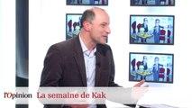Charlie Hebdo : l'hommage de Kak (Partie 2)