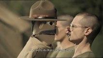 """Wrigley's - chewing-gum Freedent - juin 2010 - """"Les Puppets, les Marionnettes"""", """"N'ayez plus peur d'ouvrir la bouche."""", """"L'armée"""""""