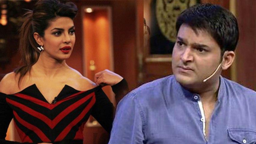 Kapil Sharma Gets ANGRY | INSULTS Priyanka Chopra