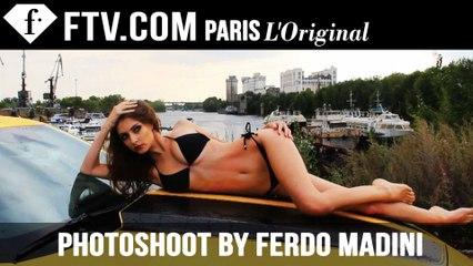 Bumblebee Sexy Photo Shoot by Ferdo Madini | FashionTV