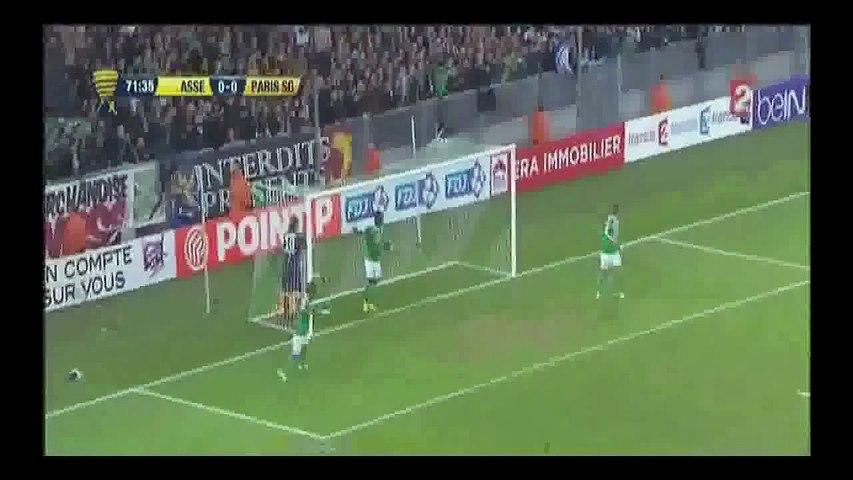 Résumé Saint Etienne VS PSG Paris 0 - 1 Coupe de la Ligue 13-01-15 All Goals & Highlights   Godialy.com