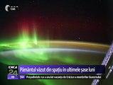 Noi imagini cu Pământul văzut din spaţiu