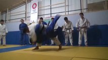 Judocu Kardeşlerin Hedefi Milli Takım