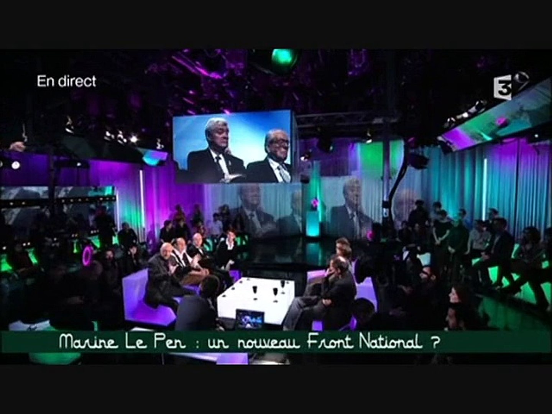 Alain Soral sur la diabolisation de l'islam et le destin du Front national - Ce soir ou jamais - 17/
