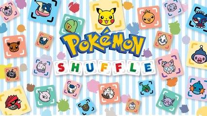 Meet Your Match with Pokémon Shuffle! de Pokemon Shuffle
