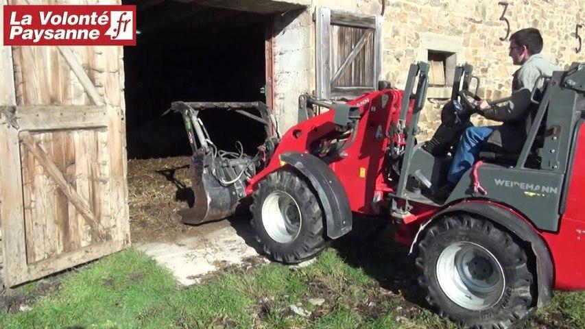 CUMA Prades-Canet et valet de ferme