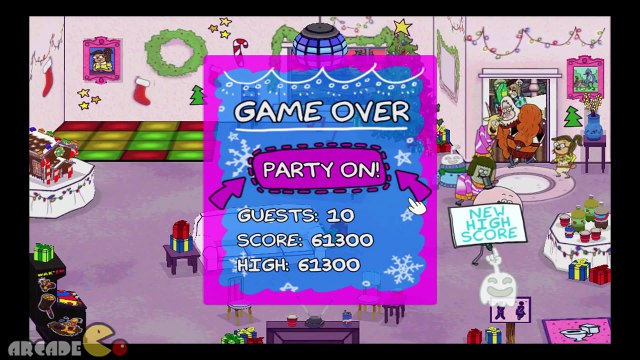 Regular Show Knit Wits - Christmas Party Regular Show Games