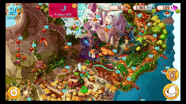 Angry Birds Epic - New Event The Holidays Is Here! Angry Birds Vs Angry Birds
