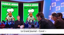 Hommages :  Nicolas Canteloup se moque de Nicolas Sarkozy