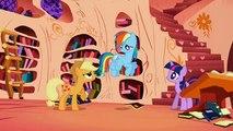 My Little Pony La magia de la Amistad - 02 - La Magia De La Amistad (Parte 2)