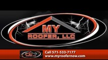 Fairfax Roof Repairs | My Roofer LLC