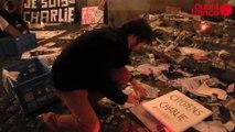 """Rennes : le mémorial """"Je suis Charlie"""" conservé aux archives"""