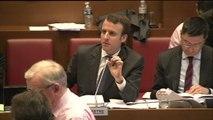 Loi Macron : débats musclés en commission sur les professions réglementées