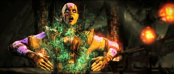 Mortal Kombat X : Kitana & Kung Lao se montrent de Mortal Kombat X