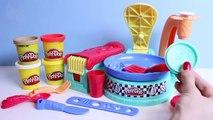 Play Doh Flip 'n Serve Breakfast Waffles Pancakes Bacon Smoothies Play-Doh Breakfast Time Set