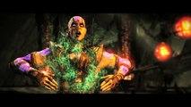 Mortal Kombat X - Trailer / Gameplay - Kitana / Goro / Raiden