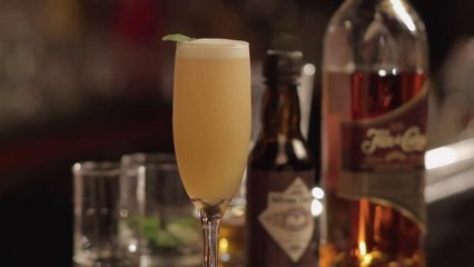 Sponsored: Air Mail Cocktail Variation - The Proper Pour with Charlotte Voisey