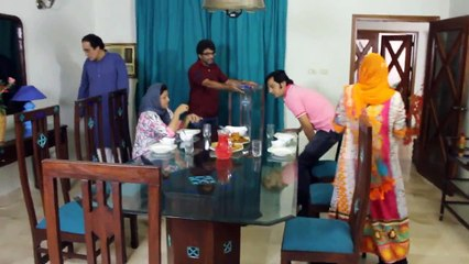 Behind the Scenes - Making of Bulbulay (ARY)