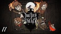Don't Starve Together! (Pt. 11) JSmith & Baer & Mathas & Doxy